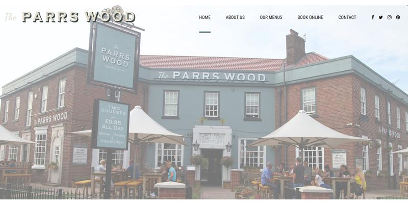 The Parrswood Inn