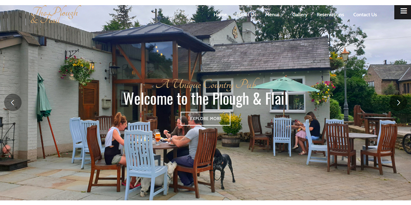 The Plough & Flail